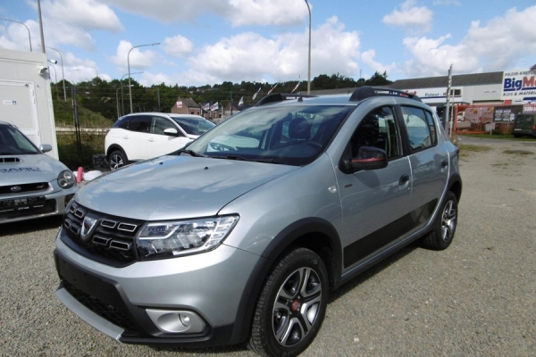 Dacia Sandero Stepway 0.90L 90cv BVM-5 Tech road-2