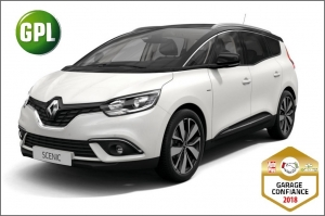 Renault Scenic IV 1.3L TCe 140cv BVM-6 Intens GPL