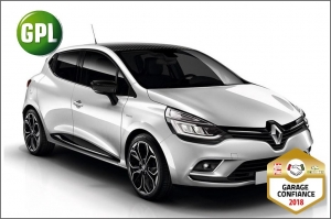 Renault Clio IV Limited 0.9L TCe 90cv GPL