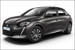Peugeot New 208 Active 1.6L Bluehdi 102cv